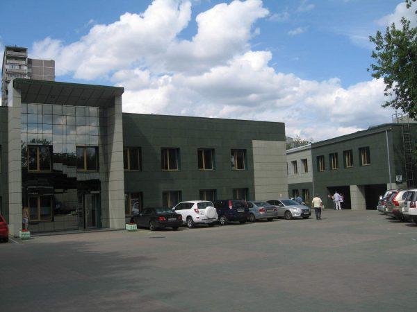 Офис в БЦ Петровский Нижняя 14