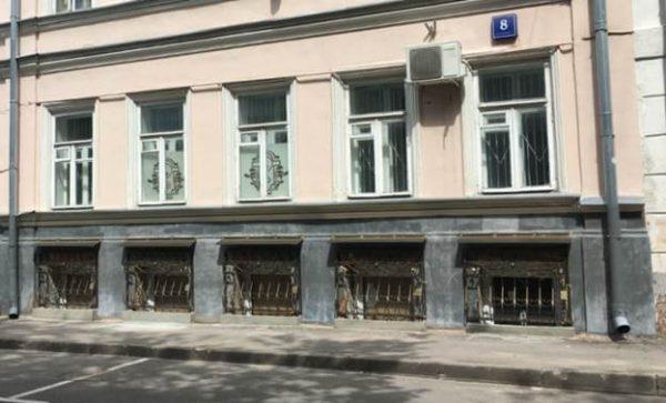 офисный центр Воротниковский переулок 8