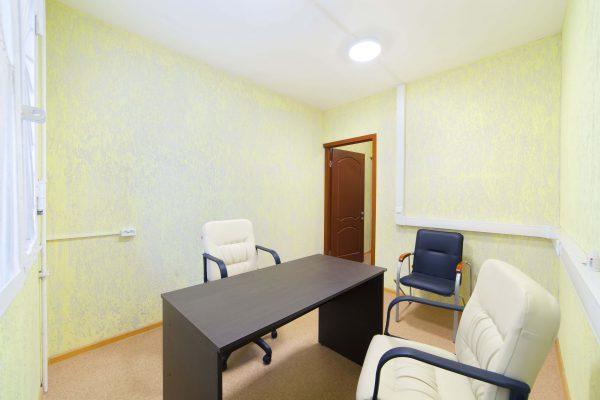 Kantemirovskaya 3 office space