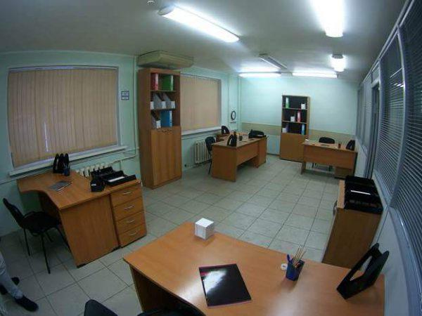 Офис на Бориса Галушкина 16