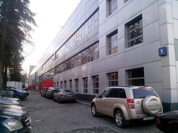 Офис на Дмитровском шоссе 157