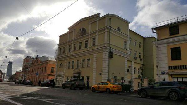 Офис на Садовническая 54
