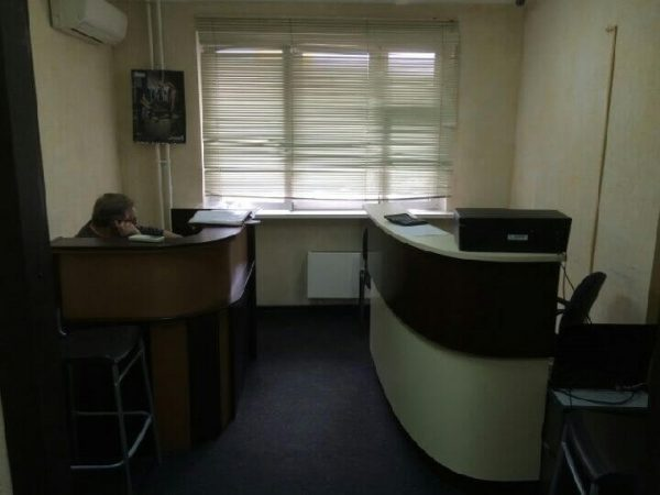 Кашёнкин Луг 8 офис
