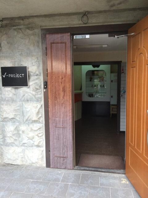 Кашёнкин Луг 8 дверь в офис